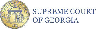 Supreme Court of Georgia Logo